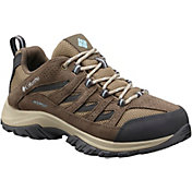 Columbia Women's Crestwood Waterproof Hiking Shoes