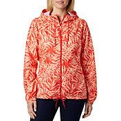 Columbia Women's Flash Forward Printed Windbreaker Jacket