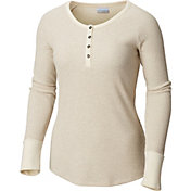 Columbia Women's Along The Gorge Thermal Henley Long Sleeve Shirt