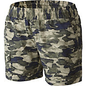Columbia Women's Silver Ridge Printed Pull On Shorts