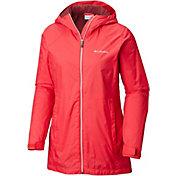 Columbia Women's Switchback Lined Long Rain Jacket