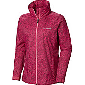 Columbia Women's Switchback III Printed Rain Jacket