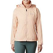 Columbia Women's Switchback III Printed Rain Jacket