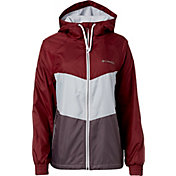 Columbia Women's Torrey Peak Hooded Windbreaker Jacket