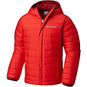 Columbia Boys' Powder Lite Puffer Jacket