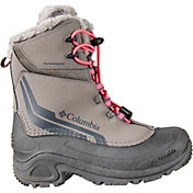 Columbia Kids' Bugaboot IV Plus Omni-Heat 200g Waterproof Winter Boots