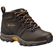 Columbia Kids' Newton Ridge Waterproof Hiking Boots