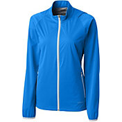 Cutter & Buck Women's Annika Rain Delay Full-Zip Golf Jacket