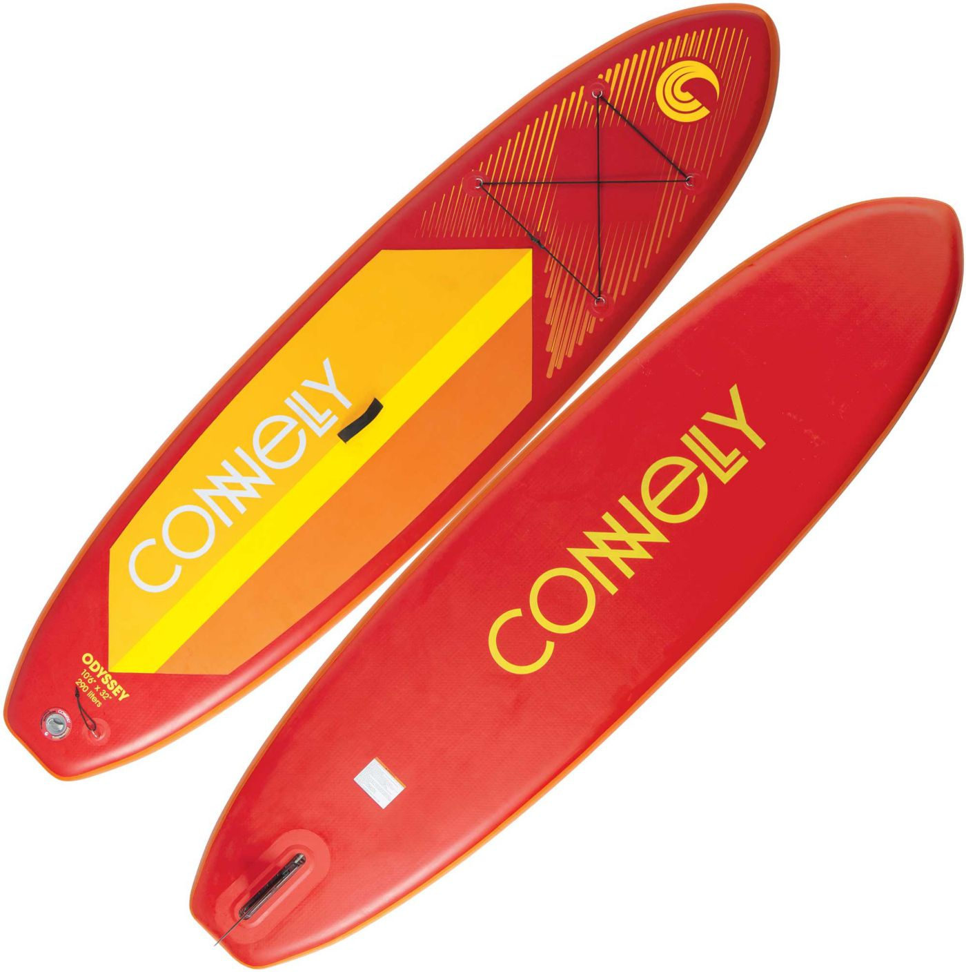Connelly Odyssey Inflatable Stand-Up Paddle Board Package