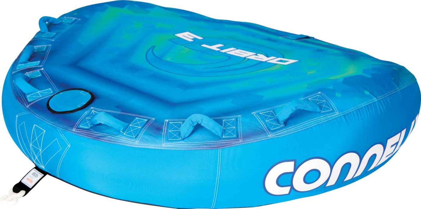 Connelly Orbit 3-Person Soft Top Towable Tube