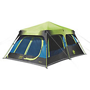 Coleman 10-Person Dark Room Instant Cabin Tent