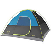 Coleman 6-Person Dark Room Sundome Dome Tent