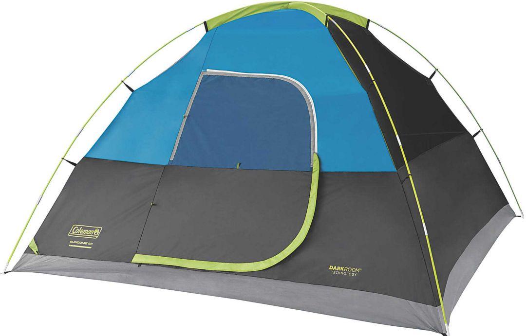 new concept 4a20b 6a26e Coleman 6-Person Dark Room Sundome Dome Tent
