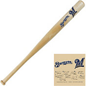 Coopersburg Sports Milwaukee Brewers Signature Mini Bat
