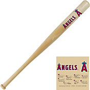 "Coopersburg Sports Los Angeles Angels 18"" Signature Mini Bat"