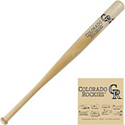 "Coopersburg Sports Colorado Rockies 18"" Signature Mini Bat"