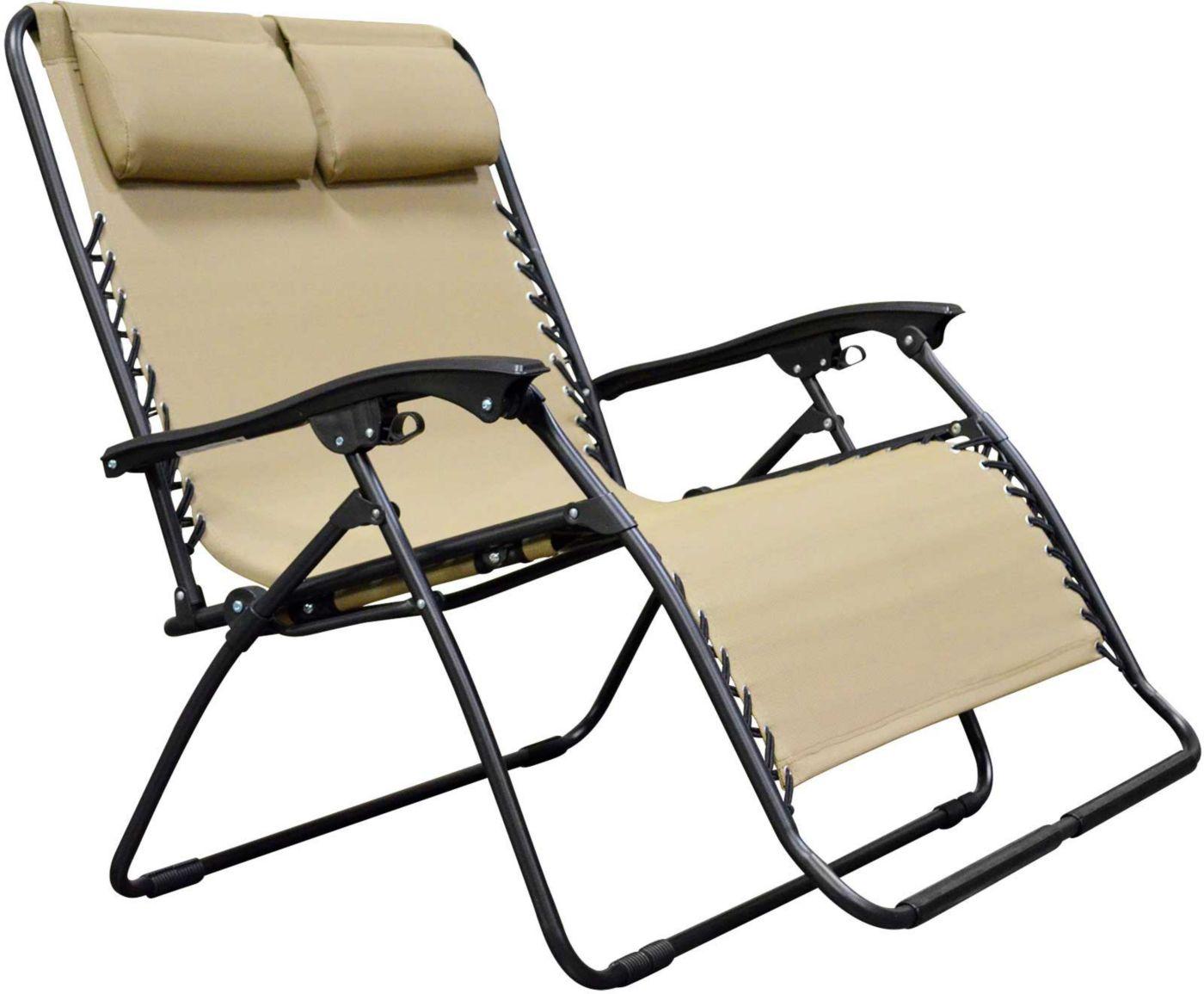Caravan Sports Infinity Zero Gravity Loveseat Chair