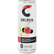 Celsius Fitness Drink Raspberry Acai Green Tea 4-Pack