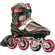 Chicago Skate Boys' DLX Adjustable Inline Skates