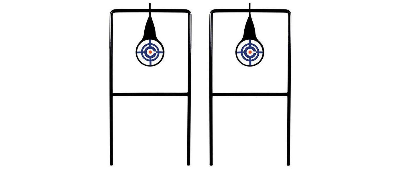 Crosman Dual Spinning Target Package – 2 Pack