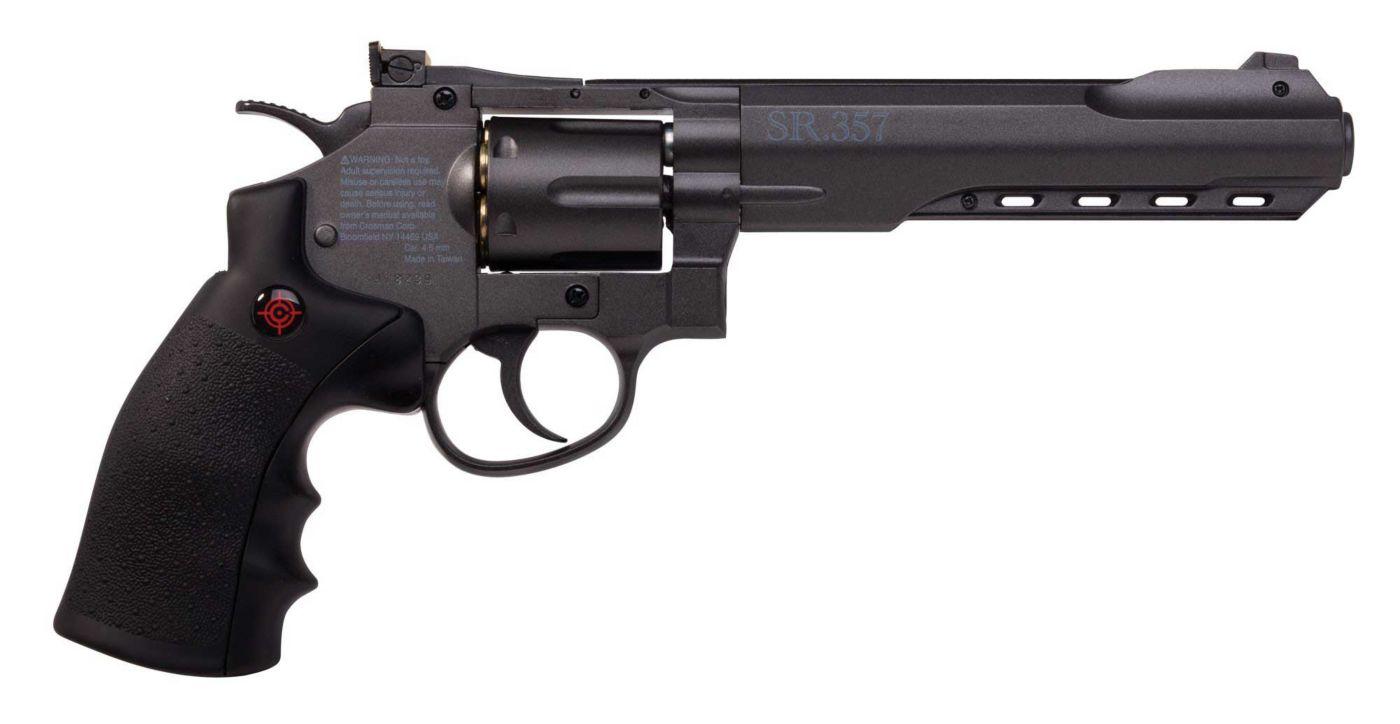 Crosman SR357 BB Gun Revolver