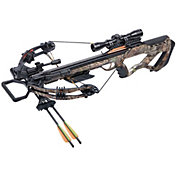 CenterPoint Tormentor Whisper 380 Crossbow Package – 4x32
