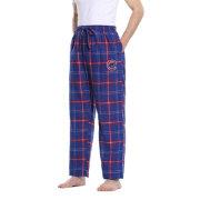 Concepts Sport Men s Chicago Cubs Plaid Flannel Pajama Pants ... 82d1a7724