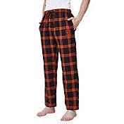 Concepts Sport Men's San Francisco Giants Plaid Flannel Pajama Pants