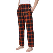Concepts Sport Men's San Francisco Giants Plaid Flannel Pajama Pants