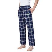 Concepts Sport Men's Seattle Mariners Plaid Flannel Pajama Pants