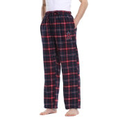 Concepts Sport Men's Los Angeles Angels Plaid Flannel Pajama Pants