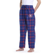 Concepts Sport Men's Philadelphia Phillies Plaid Flannel Pajama Pants