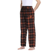 Concepts Sport Men's Baltimore Orioles Plaid Flannel Pajama Pants