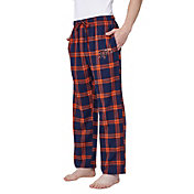 Concepts Sport Men's Detroit Tigers Plaid Flannel Pajama Pants