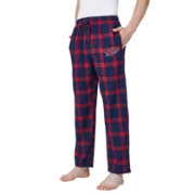 Concepts Sport Men's Minnesota Twins Plaid Flannel Pajama Pants