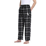 Concepts Sport Men's Chicago White Sox Plaid Flannel Pajama Pants