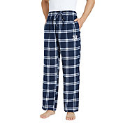 Concepts Sport Men's New York Yankees Plaid Flannel Pajama Pants