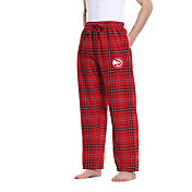Concepts Sport Men's Atlanta Hawks Plaid Flannel Pajama Pants