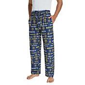 Concepts Sport Men's Denver Nuggets Pajama Pants
