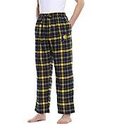 Concepts Sport Men's Indiana Pacers Plaid Flannel Pajama Pants