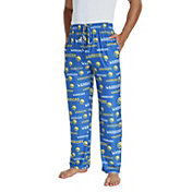 Concepts Sport Men's Golden State Warriors Pajama Pants