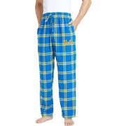 Concepts Sport Men's UCLA Bruins True Blue/Gold Homestretch Sleep Pants