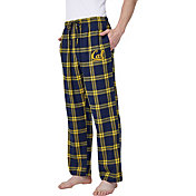 Concepts Sport Men's Cal Golden Bears Blue/Gold Homestretch Sleep Pants