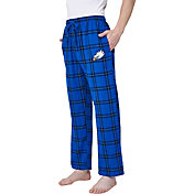 Concepts Sport Men's Florida Gulf Coast Eagles Cobalt Blue/Black Homestretch Sleep Pants