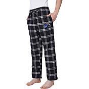 Concepts Sport Men's Memphis Tigers Black/Grey Homestretch Sleep Pants