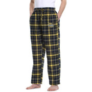 Concepts Sport Men's Marquette Golden Eagles Blue/Gold Homestretch Sleep Pants
