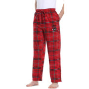 Concepts Sport Men's UNLV Rebels Black/Scarlet Homestretch Sleep Pants
