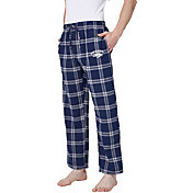Concepts Sport Men's Nevada Wolf Pack Blue/White Homestretch Sleep Pants