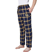 Concepts Sport Men's Pitt Panthers Blue/Gold Homestretch Sleep Pants