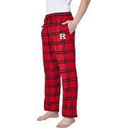 Concepts Sport Men's Rutgers Scarlet Knights Scarlet/Black Homestretch Sleep Pants